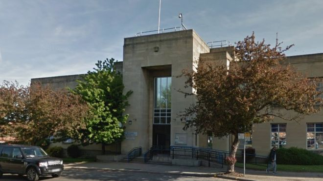 The three men will appear in Northampton Magistrates' Court today