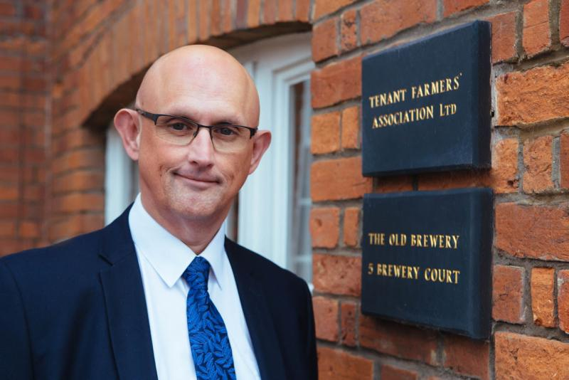 Short-term speculation is ruining the let sector of agriculture, according to the Tenant Farmers' Association chief executive, George Dunn