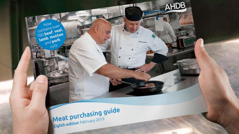 The guide launch comes as the British meat industry looks to open new markets