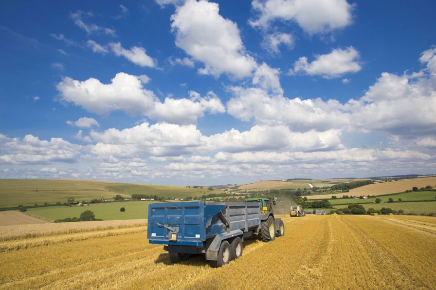Thousands of farmers have received money to spend on new farm equipment