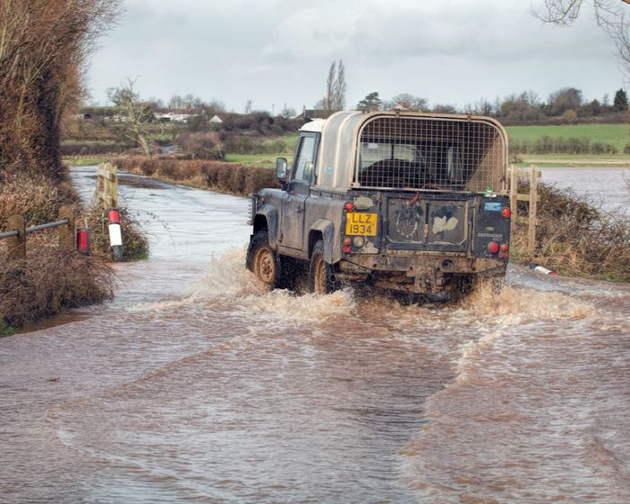 The prolonged wet weather is having significant impacts on farming businesses across the country