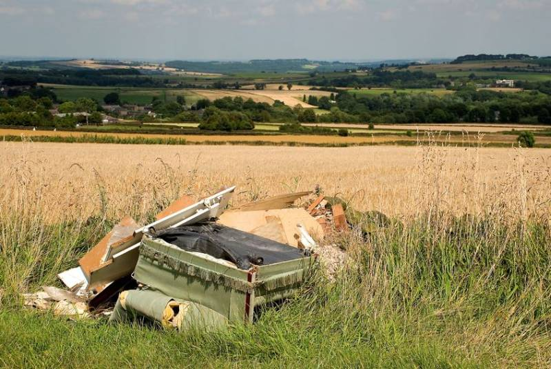 The situation is 'spiralling out of control' for farmers and landowners