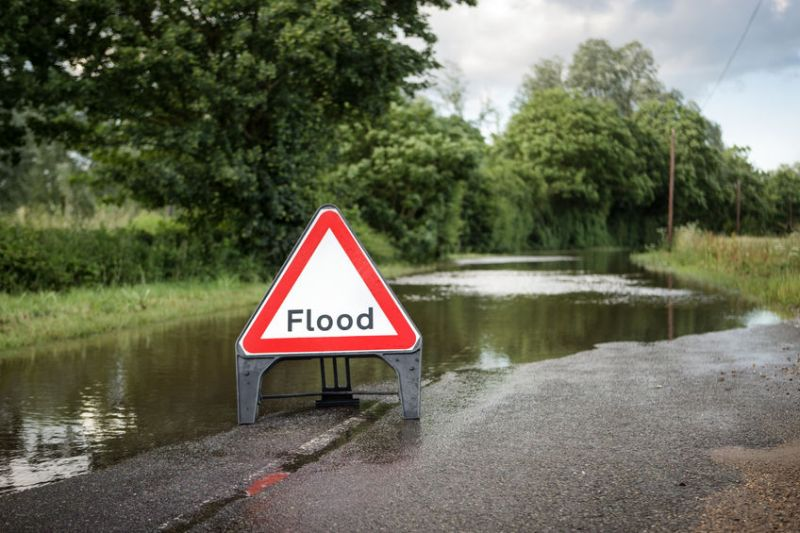 Dozens of flood warnings remain in place around the UK, including five severe warnings