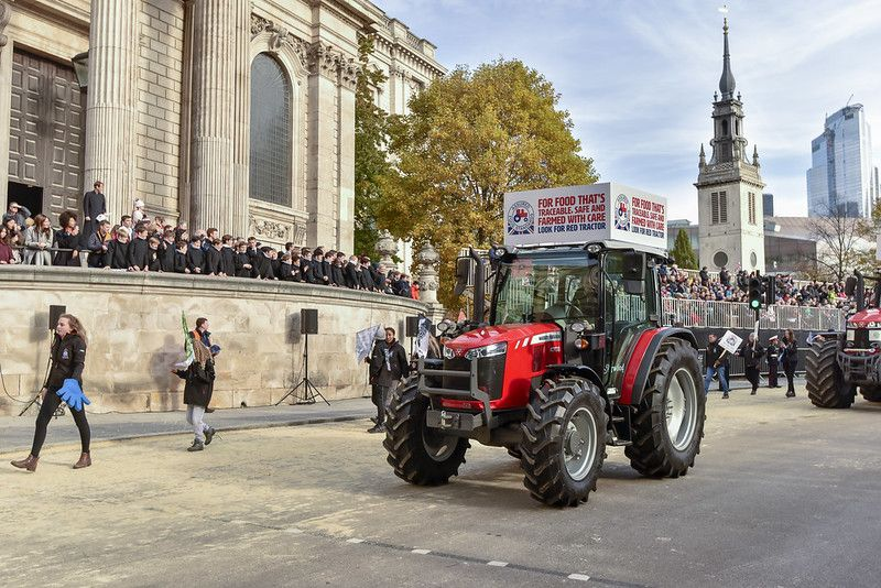 The Lord Mayor's Show is an opportunity to celebrate all that is good about the British farming industry