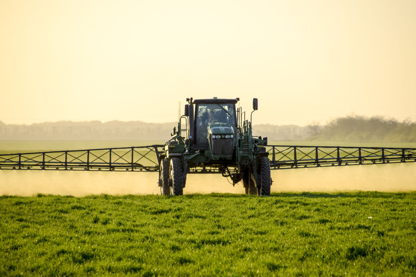 A new report has been released which looks at pesticide usage in Scotland