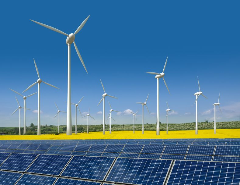 Wind, solar, gas and battery storage all represent 'good potential opportunities' for landowners with 'the right sites'