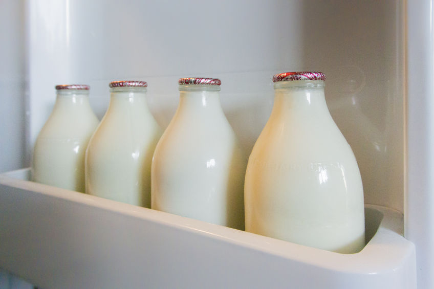 The farmer who runs the dairy farm said it is 'pure speculation' that his products may have caused the outbreak