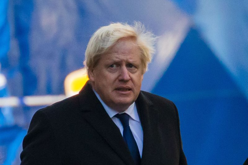 Boris Johnson has been challenged to commit to backing British farmers as fears rise over a US trade deal post-Brexit (Photo: VICKIE FLORES/EPA-EFE/Shutterstock)