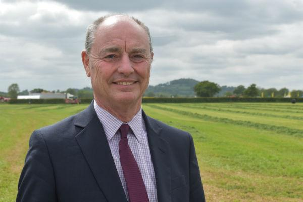 Kevin Roberts said the group's work is 'vital' in a period of 'great uncertainty' for Welsh farmers and processors