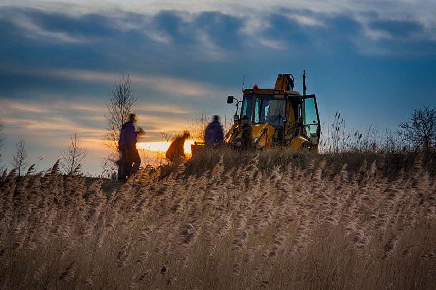 Agriculture has the poorest record of any industry in Britain