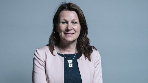 Sue Hayman was shadow environment secretary for more than two years (Photo: UK Parliament)