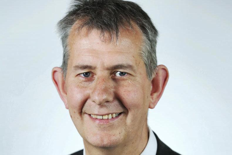 NI's farming minister Edwin Poots is to step back from agriculture (Photo: Northern Ireland Assembly/Flickr)