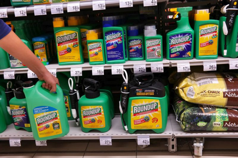"""The EPA reiterated its conclusion that """"glyphosate is not likely to be carcinogenic to humans"""""""