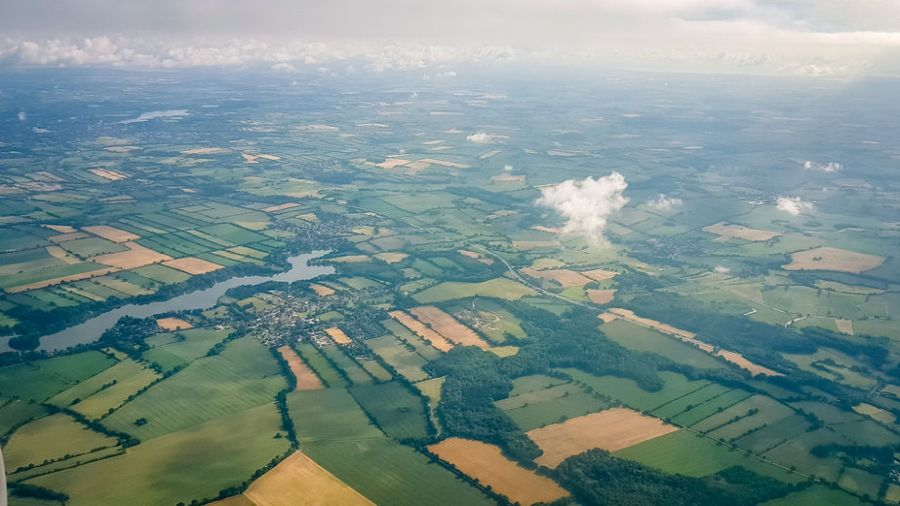 Compulsory purchases for HS2 has already taken hundreds of acres of farmland out of production