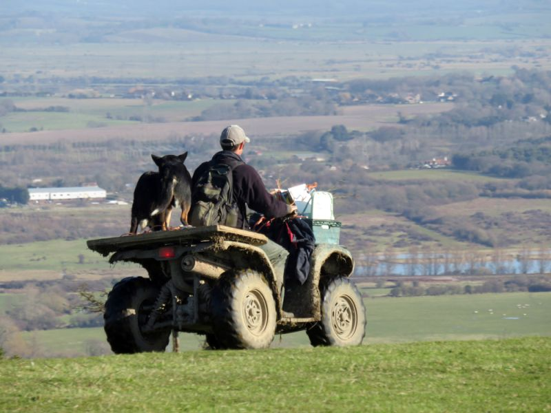 It is a legal requirement for employers to provide adequate training for employees who use ATVs