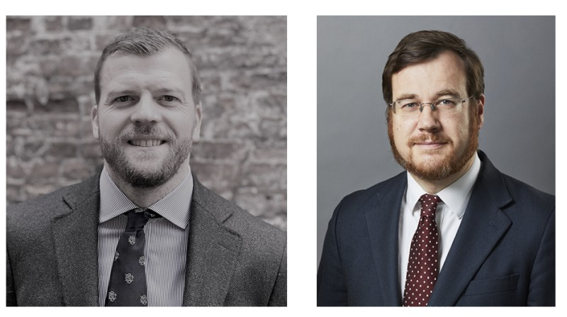 Toby Walker, Partner, Allan Janes LLP, and James Davies, Barrister, New Square Chambers