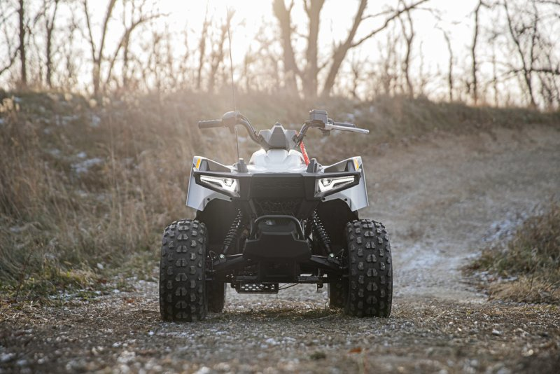 The Outlaw 70 EFI delivers industry-leading safety features for the next generation of off-road riders
