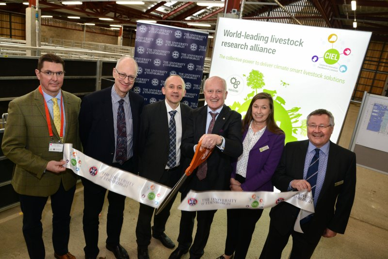The research facility will provide unprecedented insights into livestock and human health
