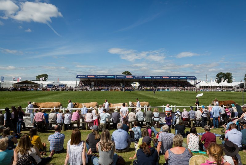 The Royal Highland and Agricultural Society of Scotland has confirmed that the 2020 show will not go ahead as planned due to the coronavirus (Covid-19) crisis (Photo: Royal Highland Show)