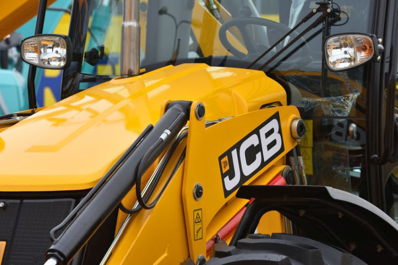 There has been a significant reduction in global demand for machinery, JCB said
