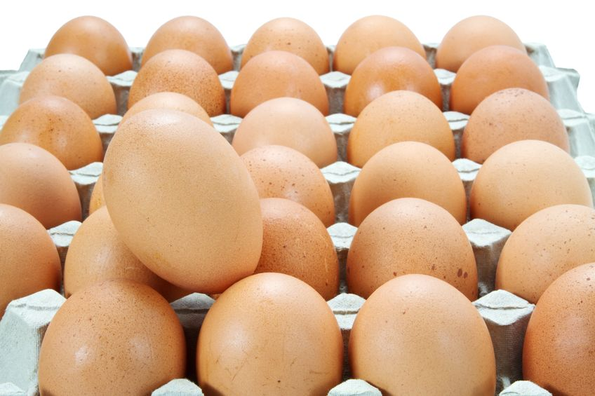 Organic eggs are now approaching nearly 10 per cent of all eggs sold in retail in the UK