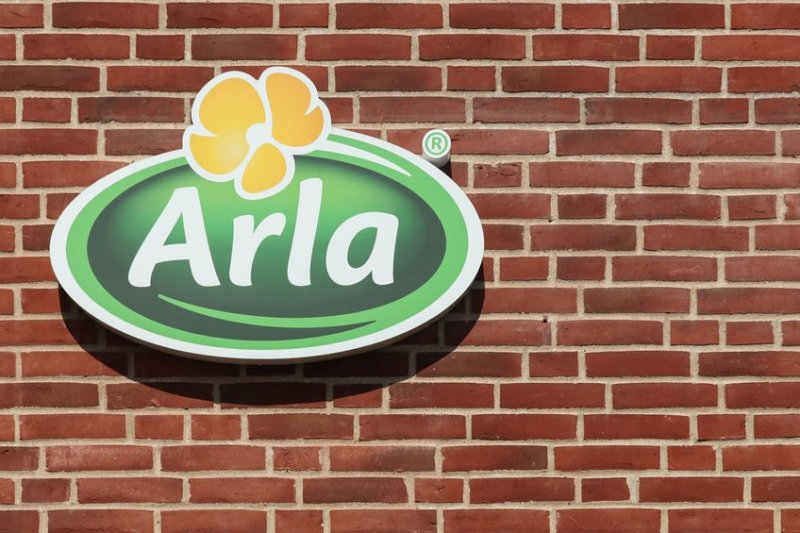 Arla said the entire global economy is 'overshadowed' by the effects of the coronavirus crisis