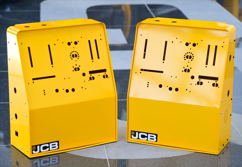 JCB is poised to start making ventilator housings after a national call to action from the prime minister