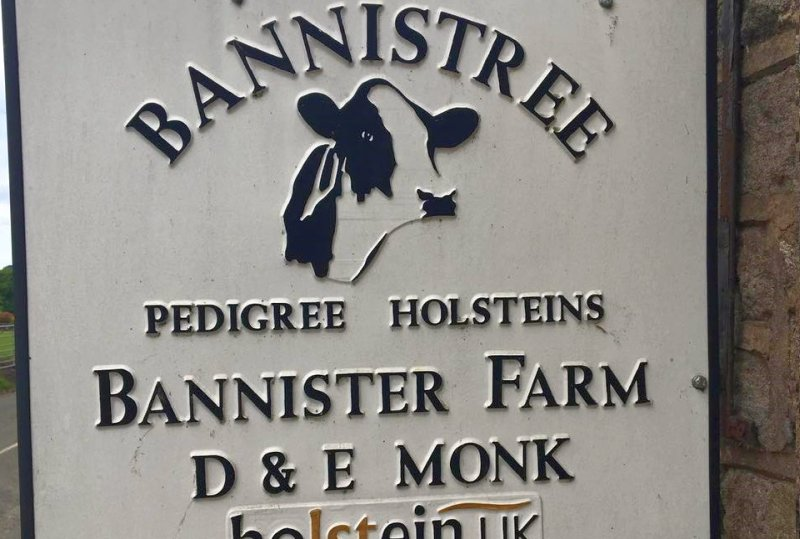 Some of the farm's self-isolating customers were 'in distress' because they didn't receive their orders (Photo: Bannister Farm Dairy)