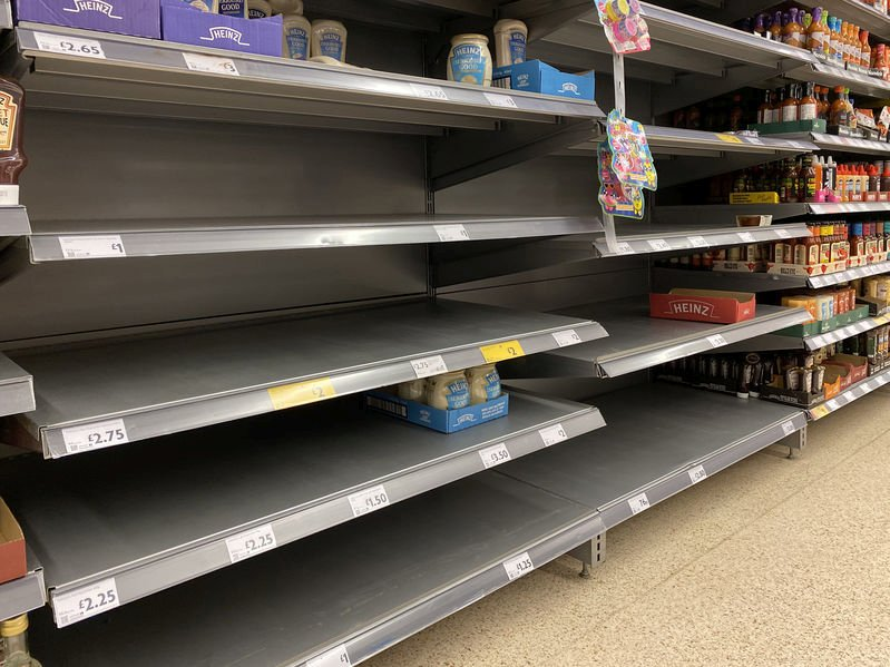 The public have been urged to share their experiences of accessing food during the outbreak