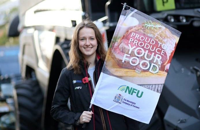 The programme is a year-long series of events designed to give young people the opportunity to engage with the work of the NFU