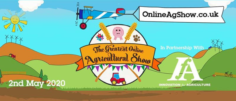 Thousands of visitors attended the free online farming event