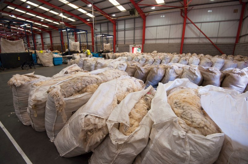The worldwide coronavirus pandemic has had a significant impact on the global wool market