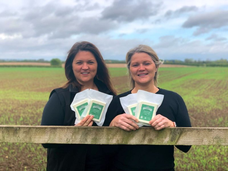 A Yorkshire artisan cheese maker has launched its new Fettle cheese to support struggling sheep milk farmers