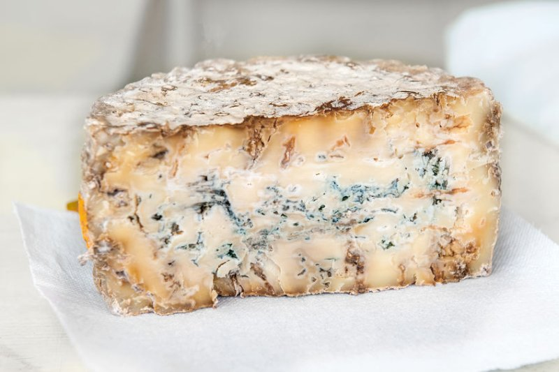 The drop in sales is also having an impact on British dairy farms, the Stilton trade body warned
