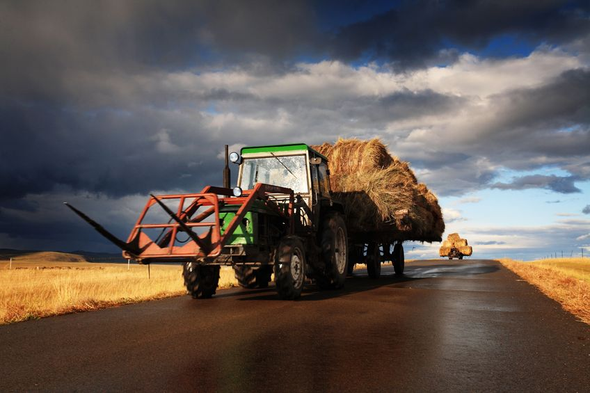 Agricultural contractors have become an integral and vital part of UK agriculture