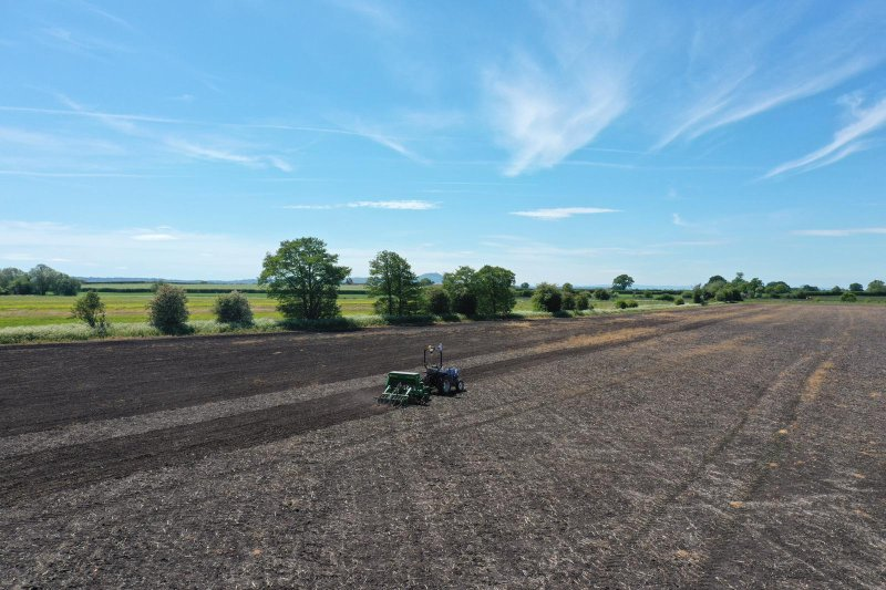 The team hope to have a fleet of autonomous small vehicles working in swarms which can be operated from the farm office