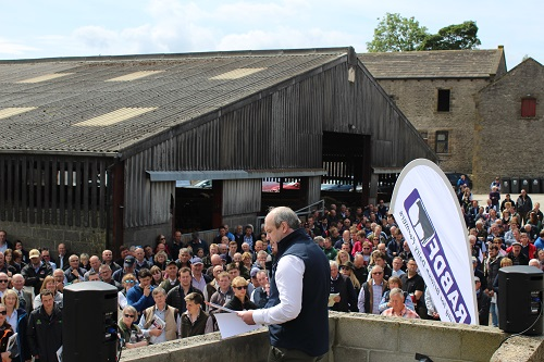 The Royal Association of British Dairy Farmers is postponing the Gold Cup due to the Covid-19 crisis