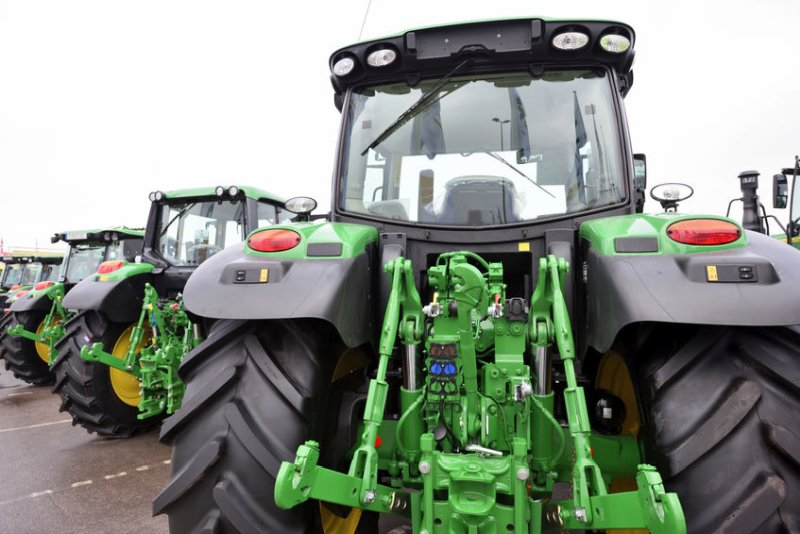 Numerous customers received tractors and machinery that were either mis-described or not in the same condition as advertised