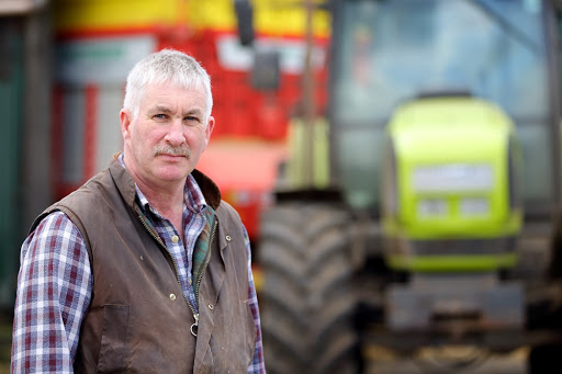 The UFU's nominated president, Victor Chestnutt. The AGM should have taken place in April but was delayed because of Covid-19