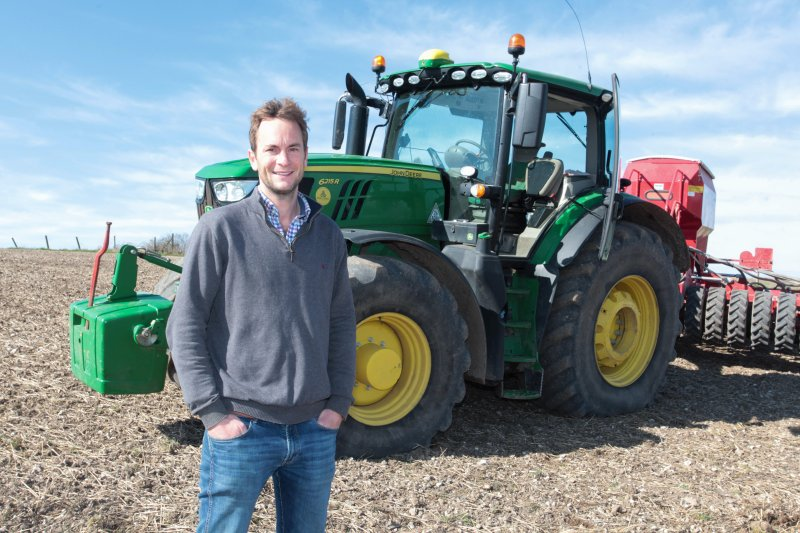 The seven farms will discuss local challenges, share ideas and host talks from industry experts (Photo: Ben Jeans - Salisbury Monitor Farm)