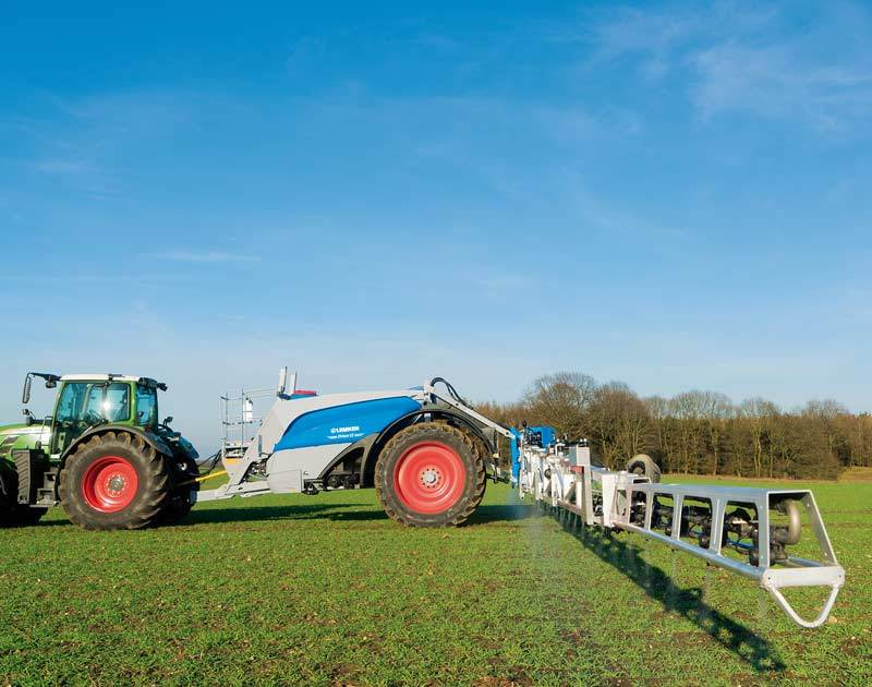 Lemken will discontinue its production of conventional field sprayers at the end of 2020 (Photo: Lemken)