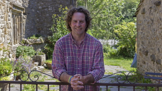 An upland farmer has been elected to lead the body responsible for the Yorkshire Dales National Park