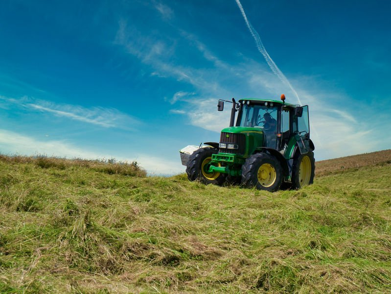 Tractor tests were suspended on 20 March to help stop the spread of Covid-19 in the UK