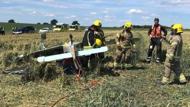 (Photo: Dorset and Wiltshire Fire and Rescue Service)