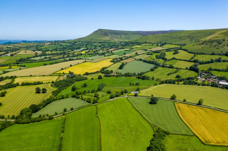 The 23,000 acres publicly marketed during the first half of the year is one of the lowest figures on record, Strutt & Parker says
