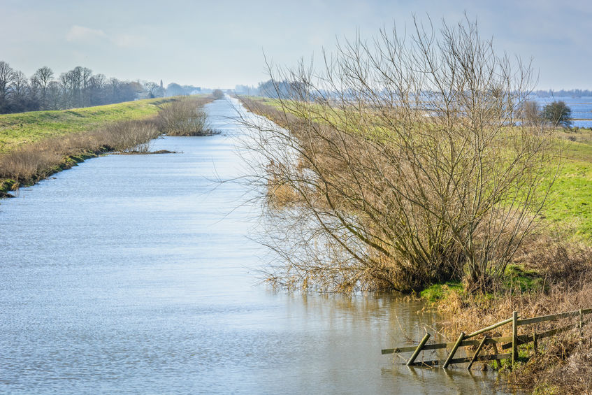 The farming industry's role in flood management must be properly valued, the NFU says