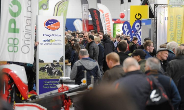 Despite a significant easing of the lockdown, AgriScot organisers say there remains significant uncertainty with social distancing guidelines