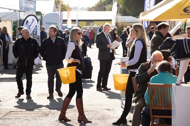 The dairy sector business event with go ahead despite the cancellation of numerous shows scheduled for October