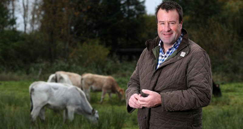 NFU deputy president Stuart Roberts, who farms 110ha in Hertfordshire, features as one of the case studies