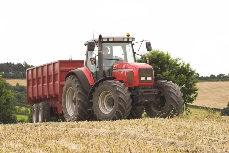Sales of tractors in the UK were down 44% compared to July 2019
